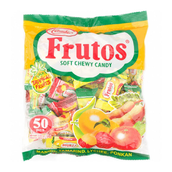 Frutos Tropical Soft Chewy Candy 50s
