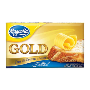 Magnolia Butter Gold Salted 225g