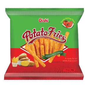 Oishi Potato Fries Ketchup 50g