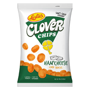 Clover Chips Ham Cheese 85g