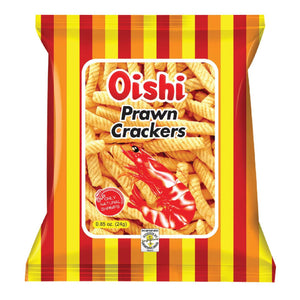 Oishi Prawn Crackers 24g