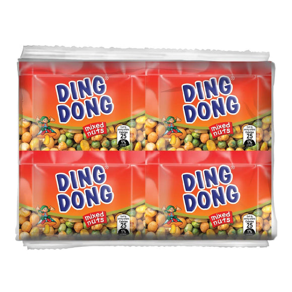 Ding-Dong Mixed Nuts 20x5g