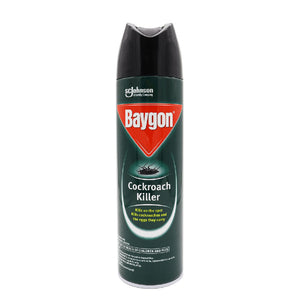 Baygon Cockroach Killer Aerosol 500ml