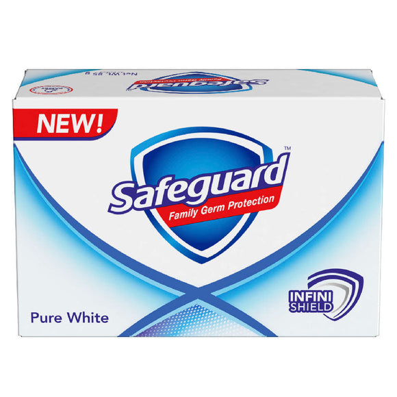 Safeguard Soap White 85g