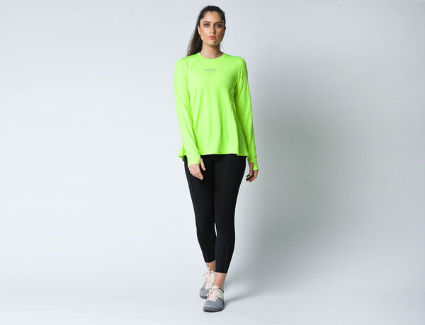Run Performance Long Sleeve Shirt X
