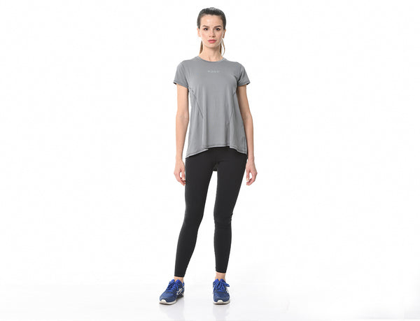 Run Performance Shirt Graphite