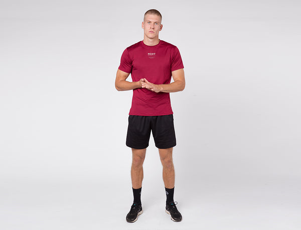 Run Performance Mens Shirt Blaze