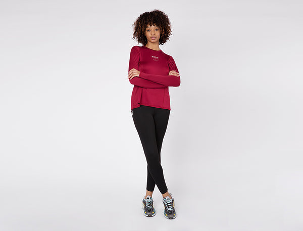 Run Performance Long Sleeve Blaze
