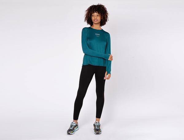 Run Performance Long Sleeve Wave