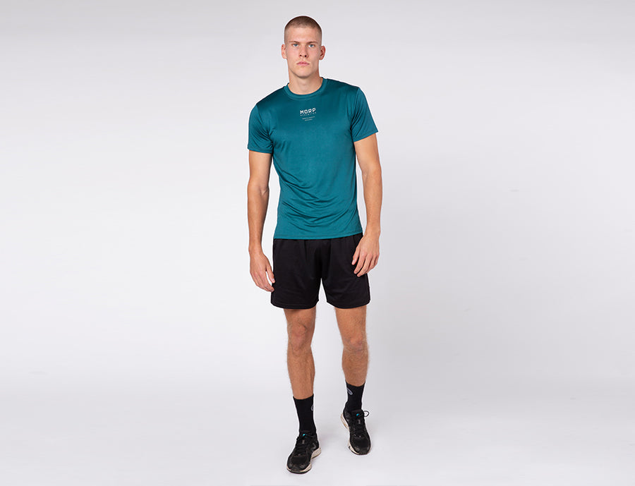 Run Performance Mens Shirt Wave