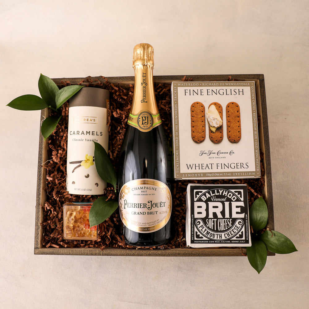 Champagne Gift Box (Large)