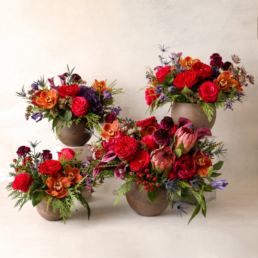 Load image into Gallery viewer, Petite Flower Arrangement