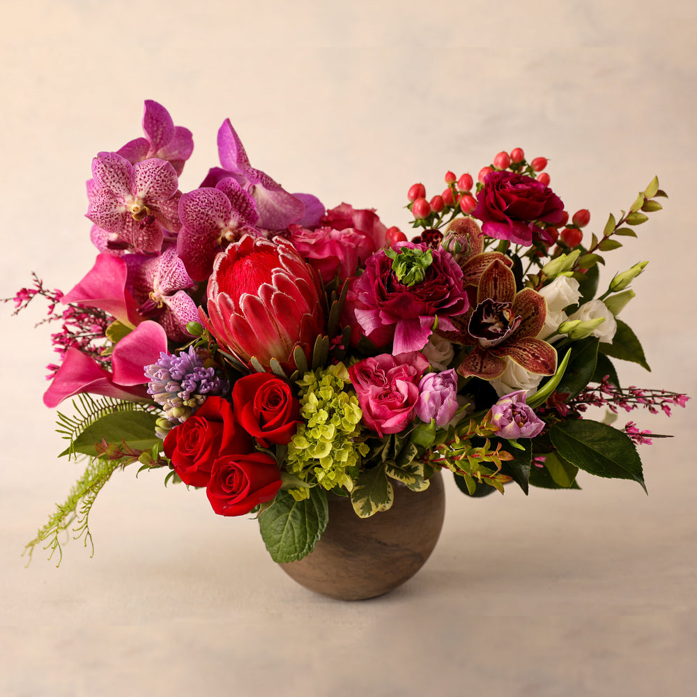 Large Valentine's Day Flower Arrangement