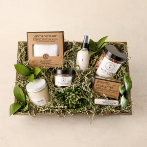 Load image into Gallery viewer, Self-Care Gift Tray (Standard - Personal Care)