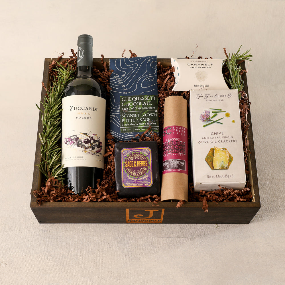 Red Wine Gift Box (Large)