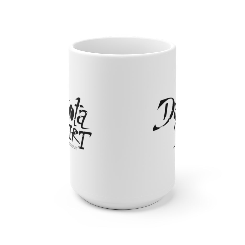 Coffee Cup (black text logo)