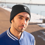Load image into Gallery viewer, Unisex Knit Beanie (icon logo)