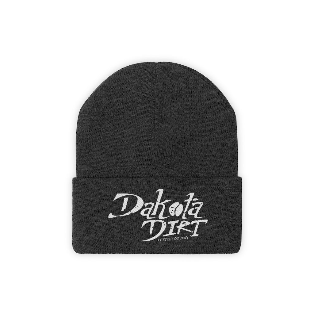 Unisex Knit Beanie (text logo)
