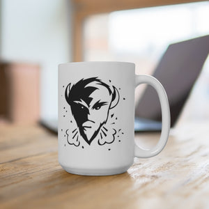 Coffee Cup (black icon logo)