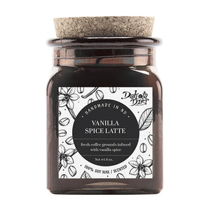 Vanilla Spice Latte | Dakota Dirt Candle