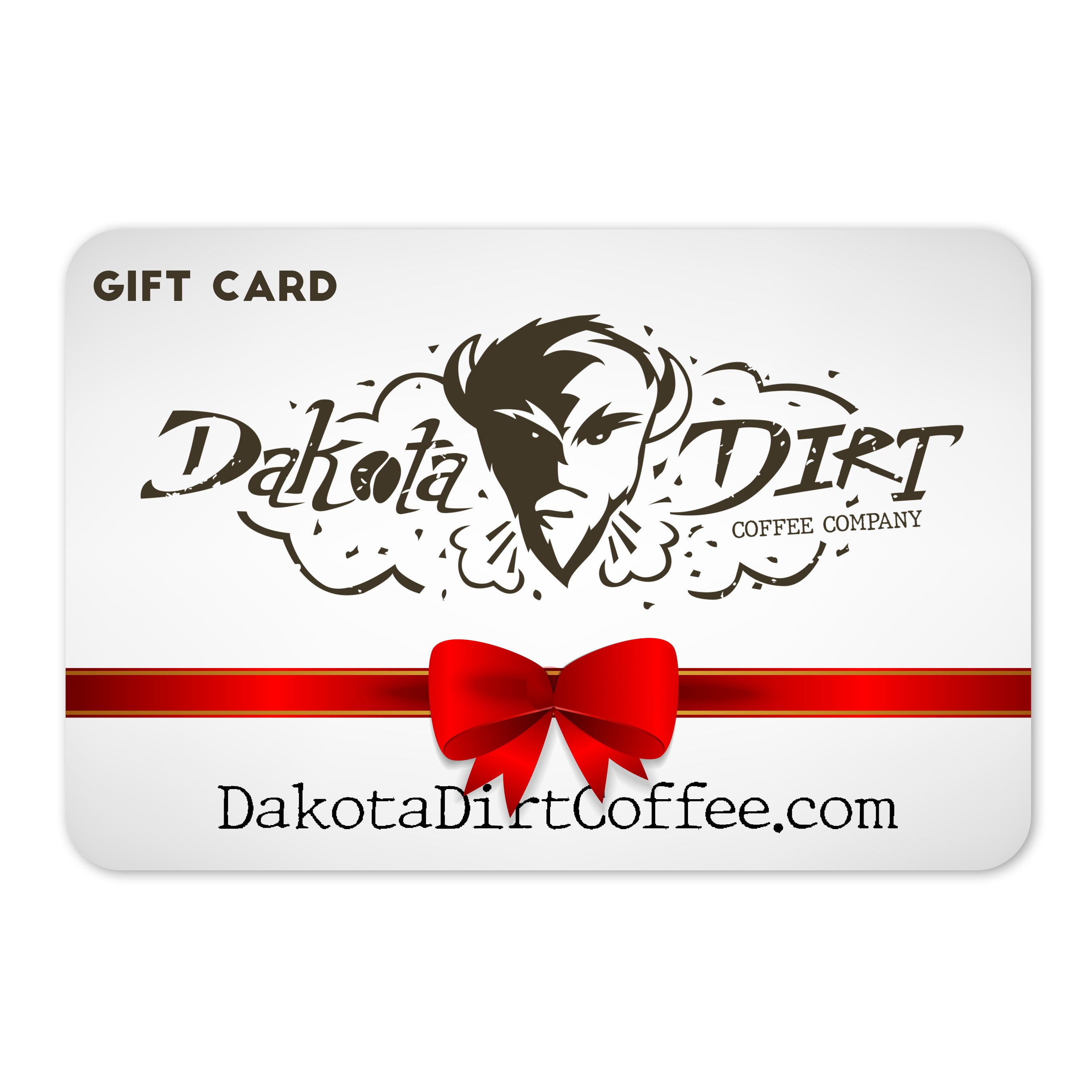 Dakota Dirt Gift Card