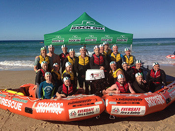 North Burleigh Surf Club Queensland State IRB Champions