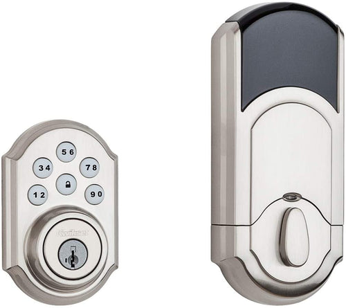 Kwikset Smart Code Touchpad Keyless Entry Deadbolt Security