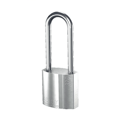 Abloy PL320/50 High Security Padlock (Long Shackle)