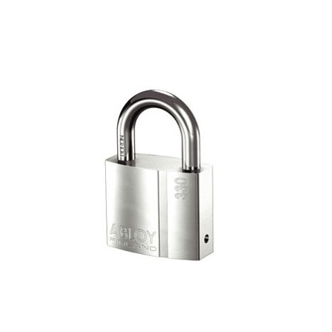 Abloy PL330/25 High Security Padlock (Short Shackle)