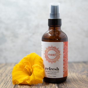 Refresh - Odor Removing Spray with Patchouli and Lime