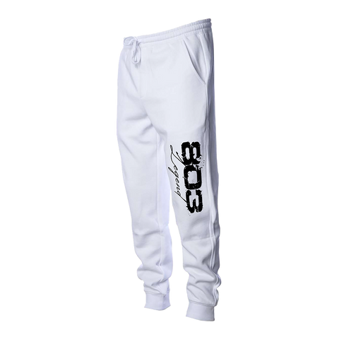 803 Legend White Sweatpants