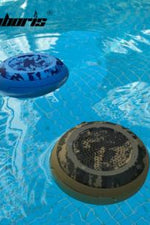 Cyboris Ipx7 Waterproof Outdoor Bluetooth Speaker Swimming Pool Floating Portable Mini Speakers Wireless 5W With Microphone & Tws for Beach, Bathroom, Home, Shower
