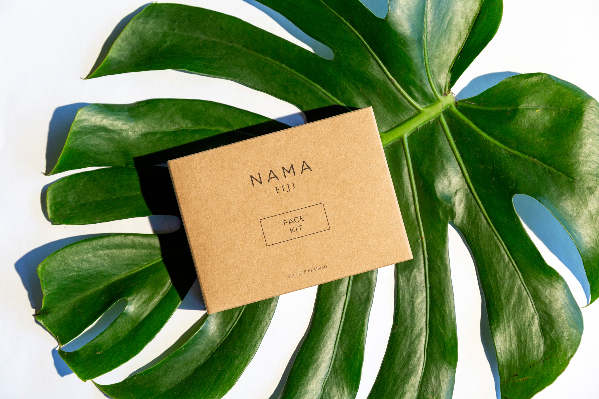 Nama Fiji Face Kit