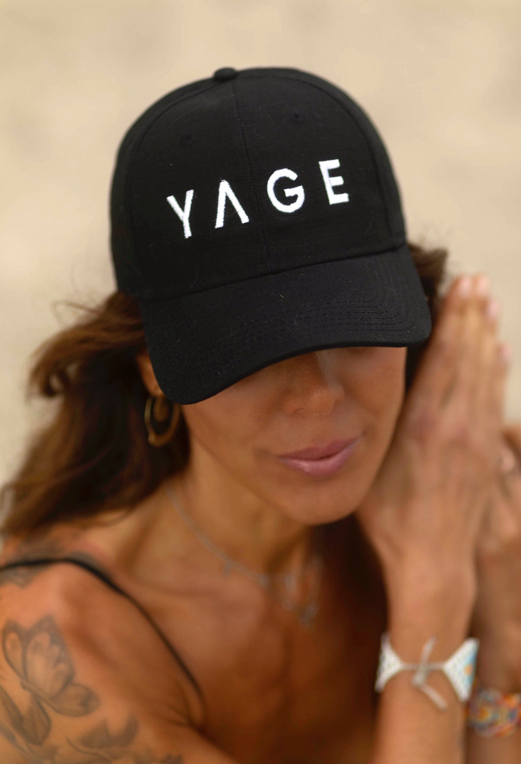 Black Yage Hat