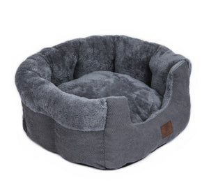 Premium Fluffy and Warm Pet Bed - Anti Slide