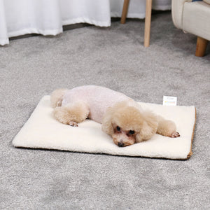 Washable Self Heating Pad For Pet Beds  - 3 Sizes