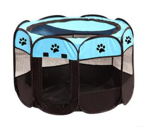 Portable Folding Pet Playpen