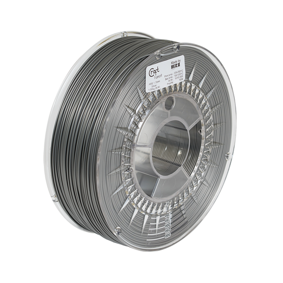 ABS filament Silver 1kg