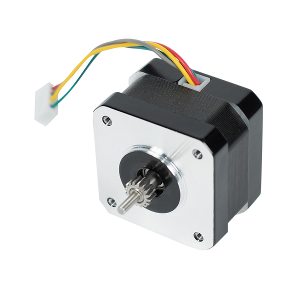 Craftbot Flow Gen Nema 17 Extruder Motor With Cable