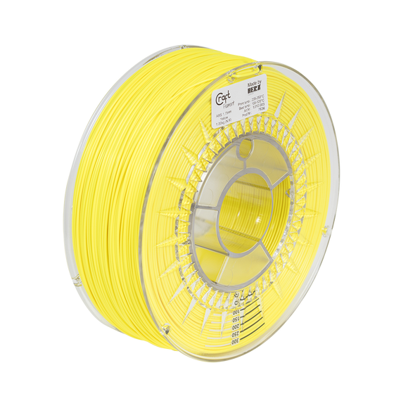 ABS filament Yellow 1kg