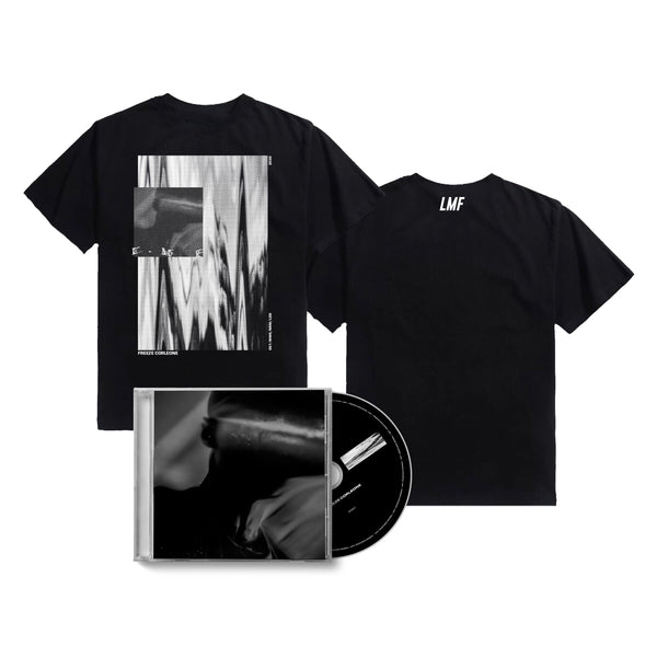 "Pack CD + T-SHIRT ""LMF"" 