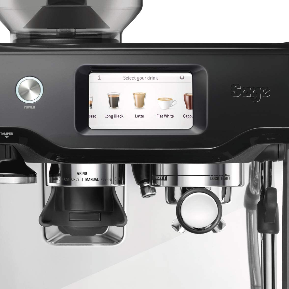 SAGE - THE BARISTA TOUCH - Machine - L'Arbre à Café