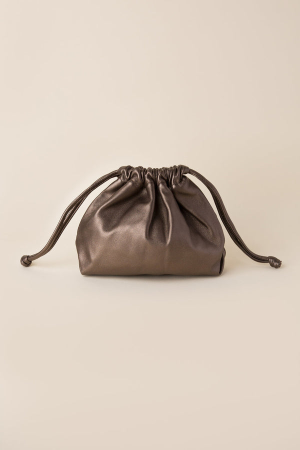 Bronze | Baby Drawstring Bag