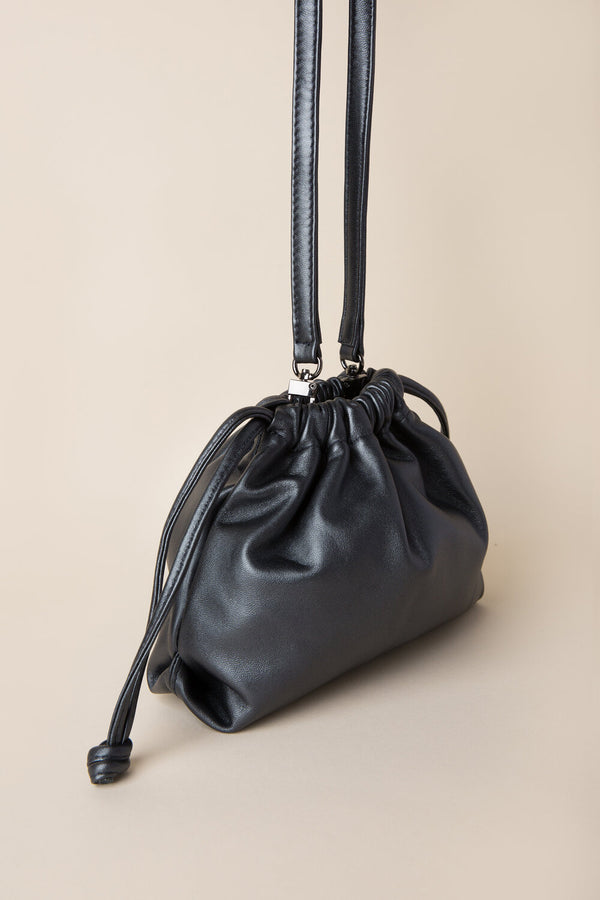 Gunmetal | Baby Drawstring Bag