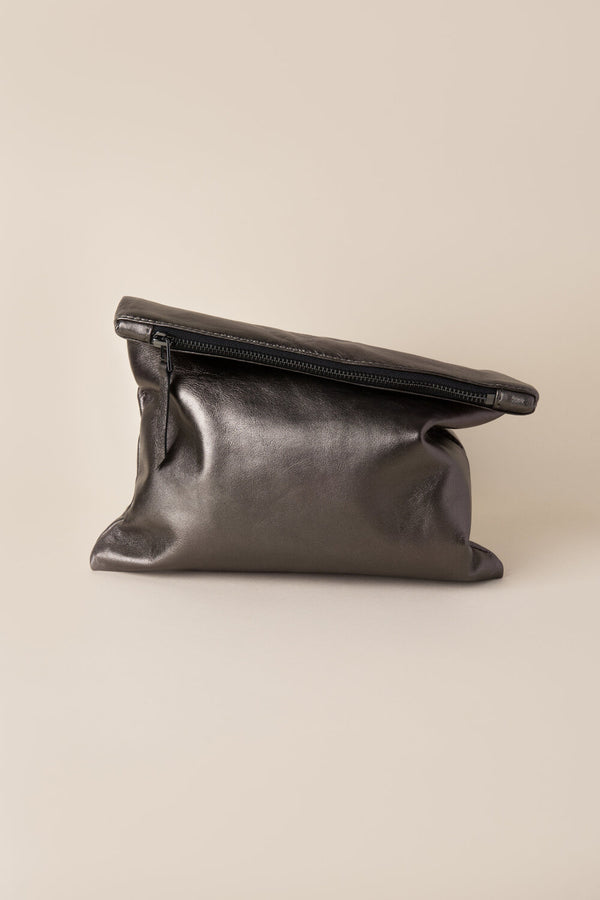 Storm Clutch | Pewter
