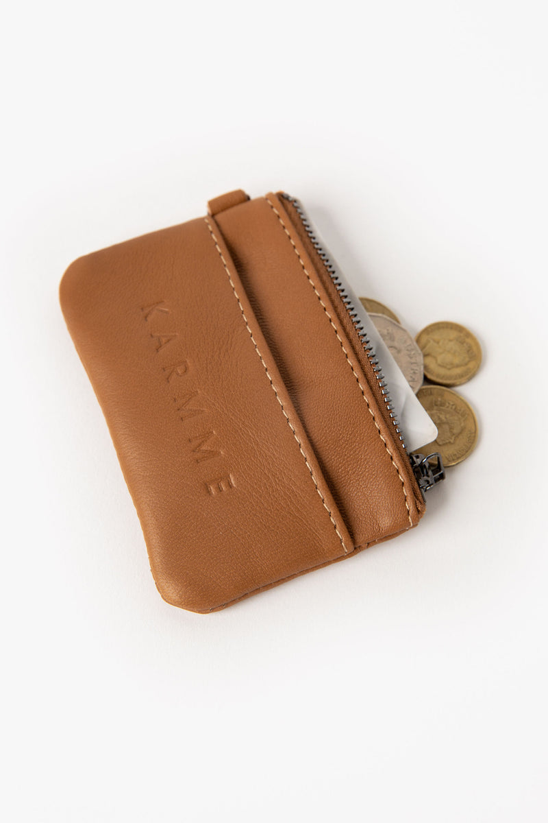 Card, Cash, Key purse