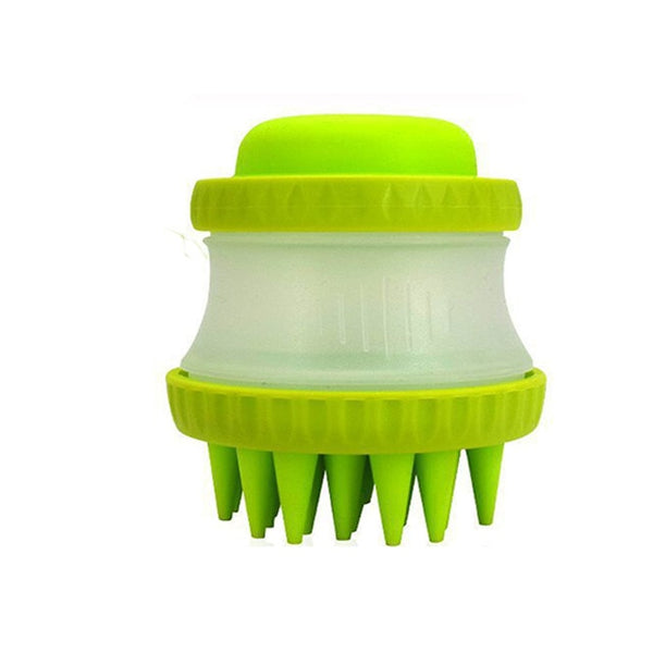 SUPREPET Pet Cleaning Bath Brush Foot Wash Beauty Massage Decontamination Shampoo Storage Cleaning Brush Pet Beauty Brush