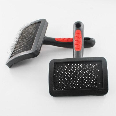 Pet Grooming Comb Shedding Hair Remove Needle Brush Slicker Massage Tool Dog Cat Horse Supplies Pet Supplies Accessories S/M/L