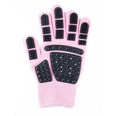 Pet Glove Cat Grooming Glove Pets Hair Deshedding Brush Gloves For Dog Comb Bath Clean Massage Hair Remover Brushes