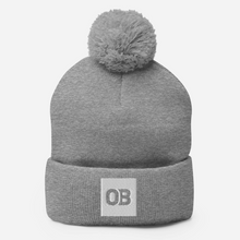 Load image into Gallery viewer, OB Pom-Pom Beanie